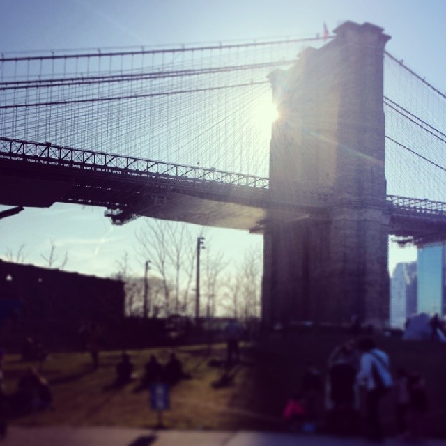 Brooklyn Bridge #Brooklyn #architecture #landmark #newyork