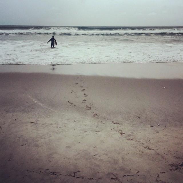 Storm Swell #surfing #arthur #storm #surf #beach #waves #bigwave