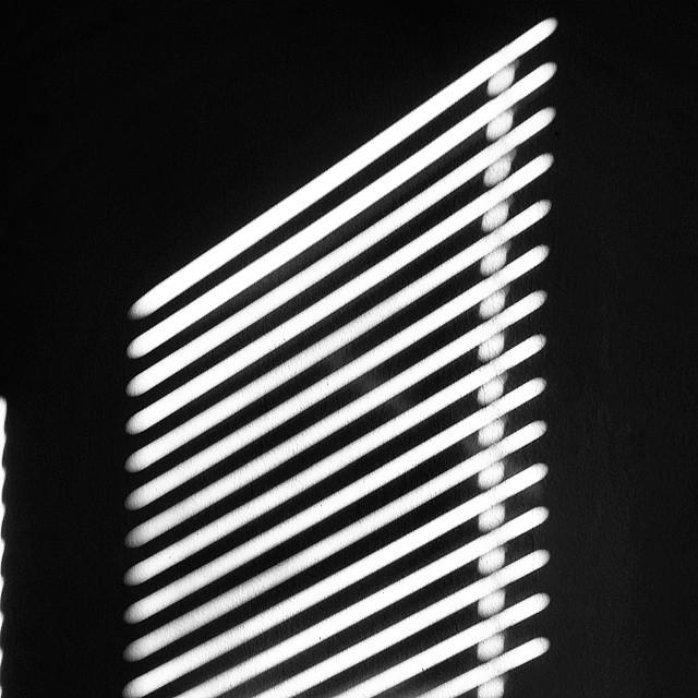 Abstract #light #art #blackandwhite #newyork #geometric