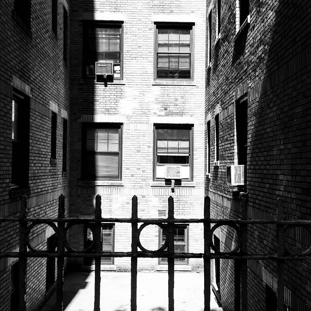 Windows in Black and White #bw #washingtonheightsny #nyc #citylife