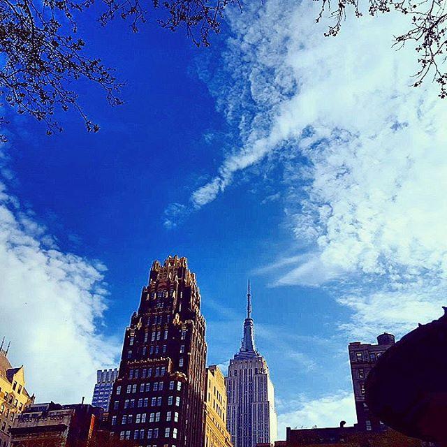 Spring in Bryant Park #bryantpark #photos #spring2016 #cityscape #newyork #newyorkphotographer