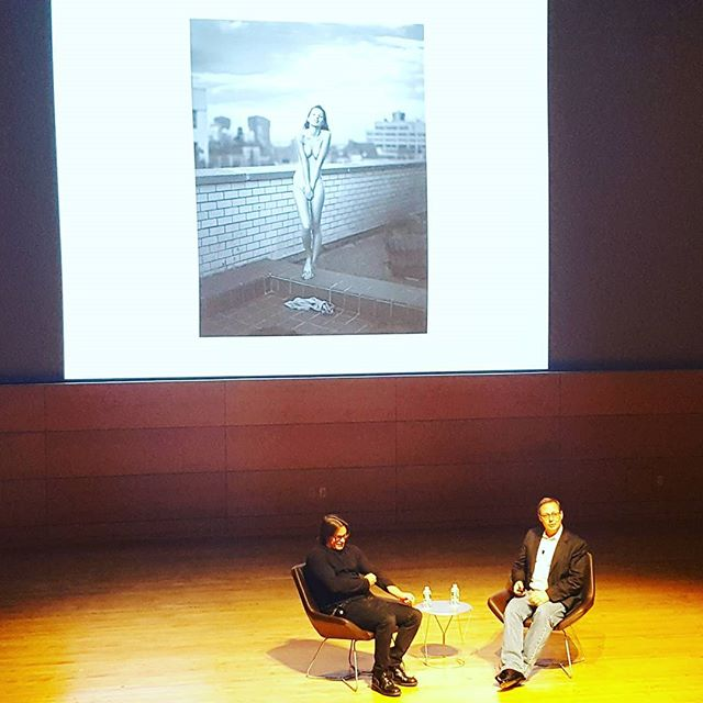 The Fashion Image, A Conversation With Mario Sorrenti #parsons #parsonsschoolofdesign #asmpny #thestrand #fashion #fashionphotography #fashionphotographer #portraits