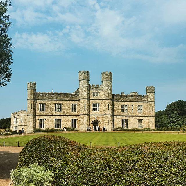 Leeds Castle #kent #England #uk #europe #castles #thelovliestcastleintheworld