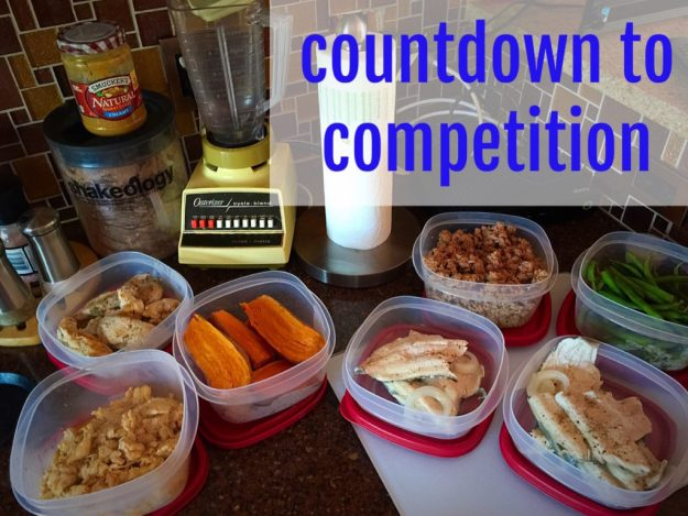 21 Day Fix Extreme Countdown to Competition