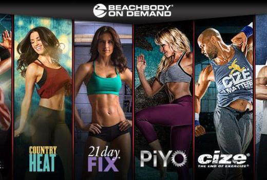 beachbody health fitness