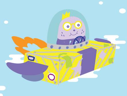 oli's spaceship