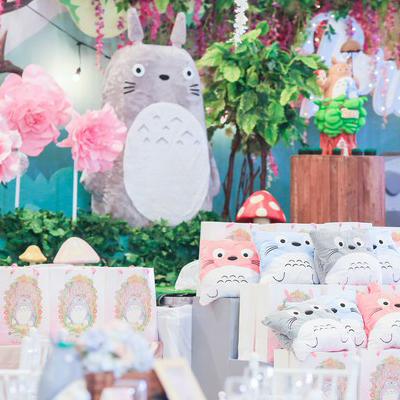 totoro stage