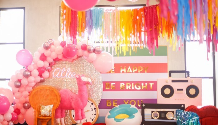 Allie's Kate Spade Party