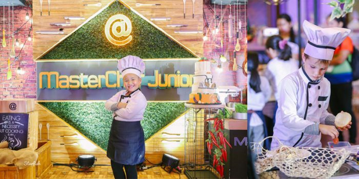 Ava's MasterChef Junior Party – A Truly Unique 9th Birthday