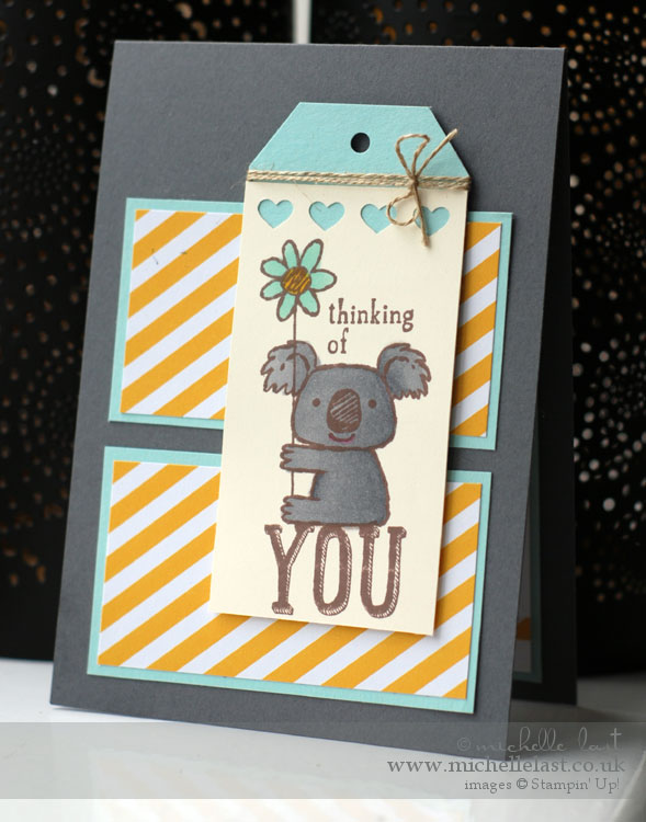 Kind-Koala Thinking Of You Card