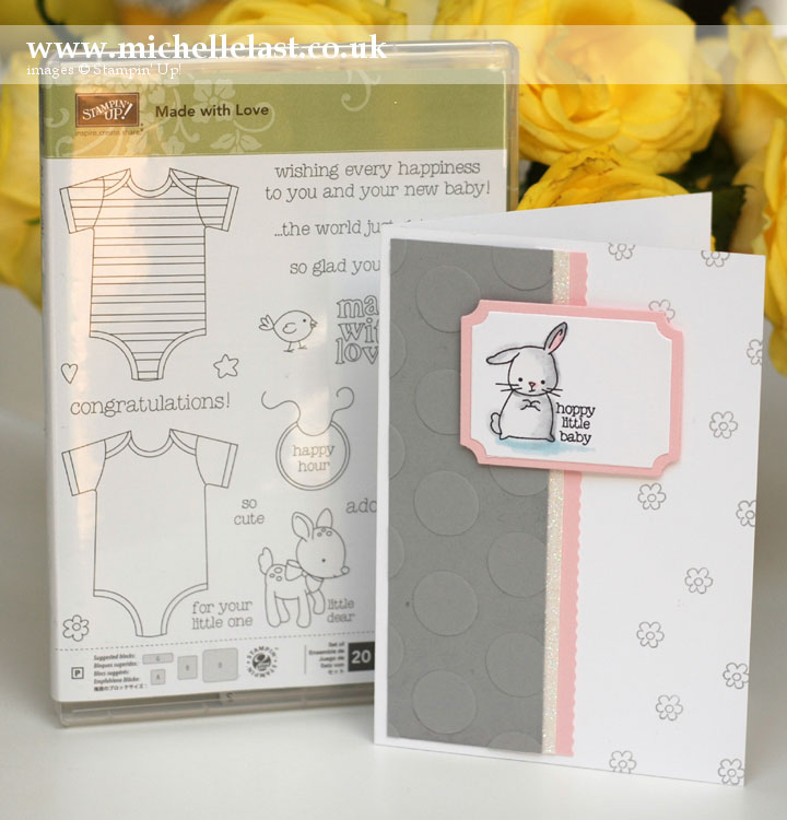 Made-With-Love from Stampin Up