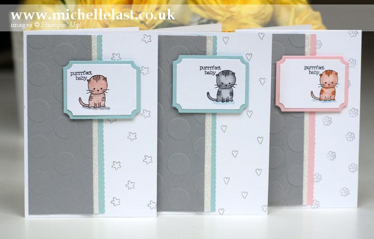 Made-With-Love handmade baby card
