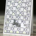 Miss You Card using Stampin Up Supplies