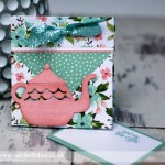 A Nice Cuppa stamps from Stampin Up