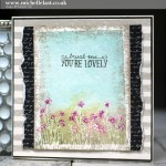 In the Meadow from stampin up