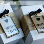 Envelope Punch Board Gift Box
