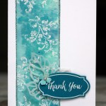 #GDP027 Thank you Card