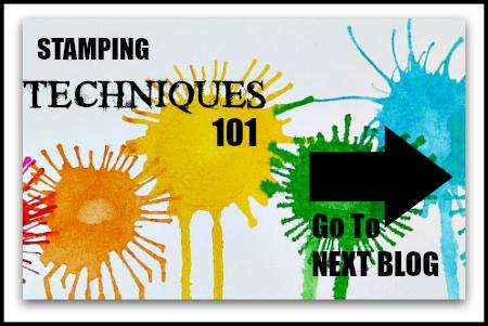 Techniques 101 International Blog Hop