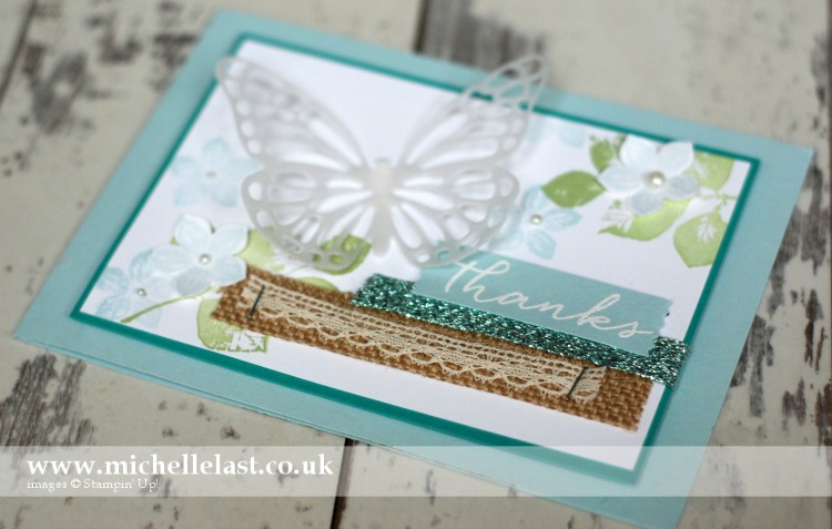 petite petals swap card cased from Mercedes Weber