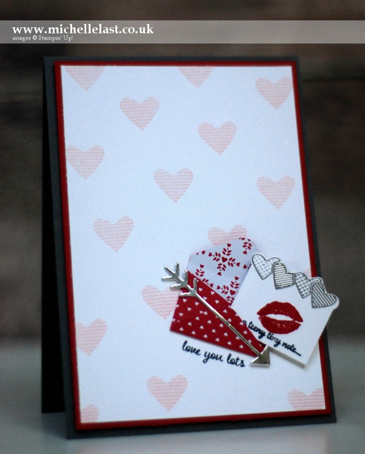 Sealed with Love from Stampin Up