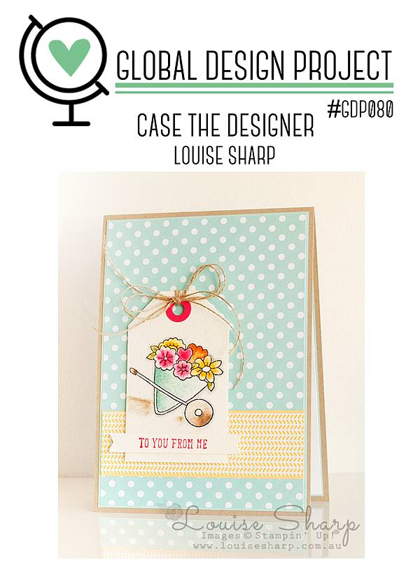 #GDP080 case the designer Louise Sharp