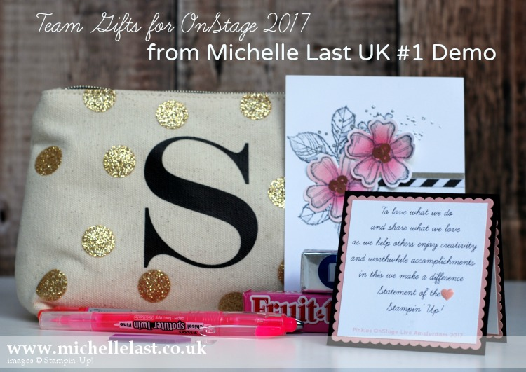 Statement of the Heart from Stampin Up