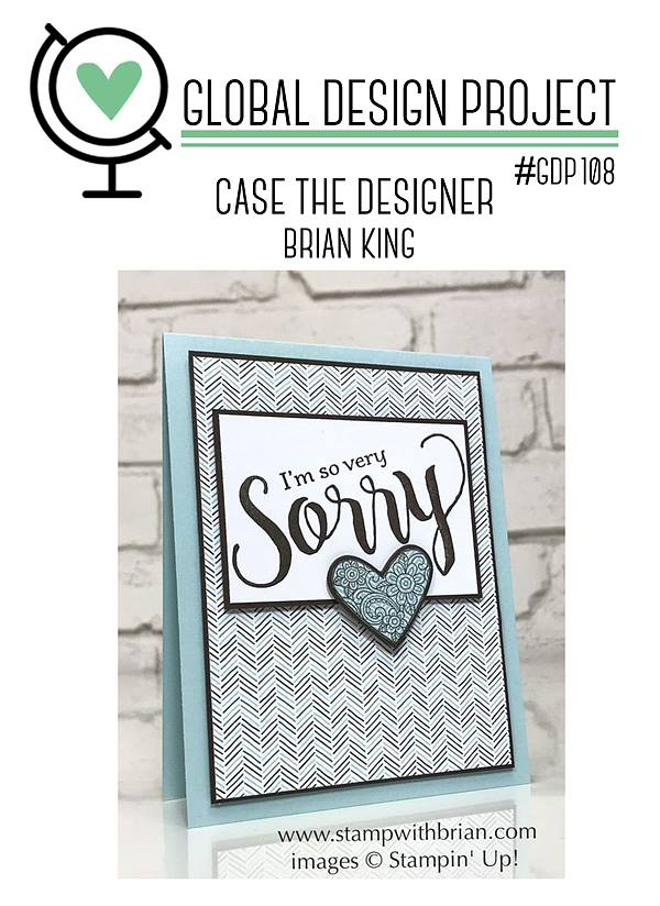 #GDP108 Case of Brian King