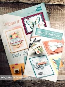 Stampin' Up! Spring & Summer 2018 Catalogue