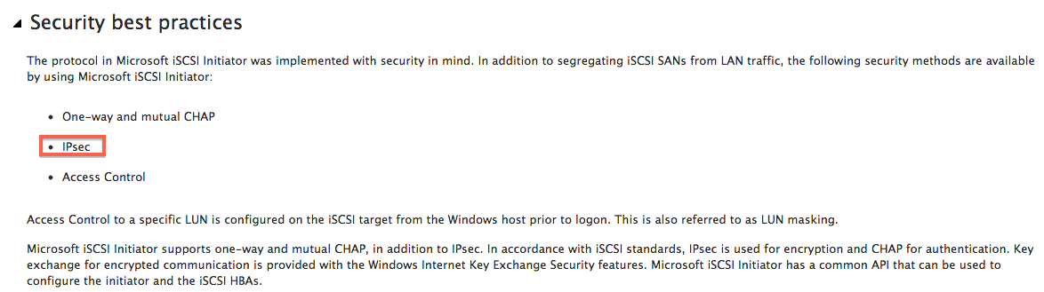 One Step Beyond: iSCSI on Windows Server 2012 Hyper-V R2