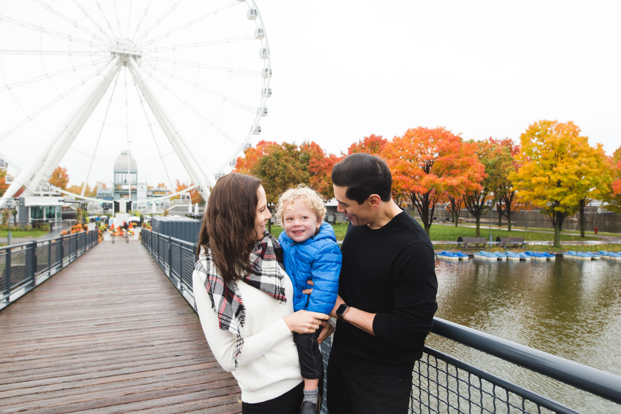 Old Montreal Family Photographer