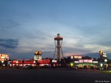 Made the requisite stop at legendary tourist spot South of the Border (Dillon, S.C.) on the way home.