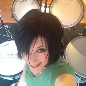 Michelle Sandlin: Drummer