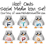 Kick, Hoot, or Rawr — Get Your Social Media Icons Here