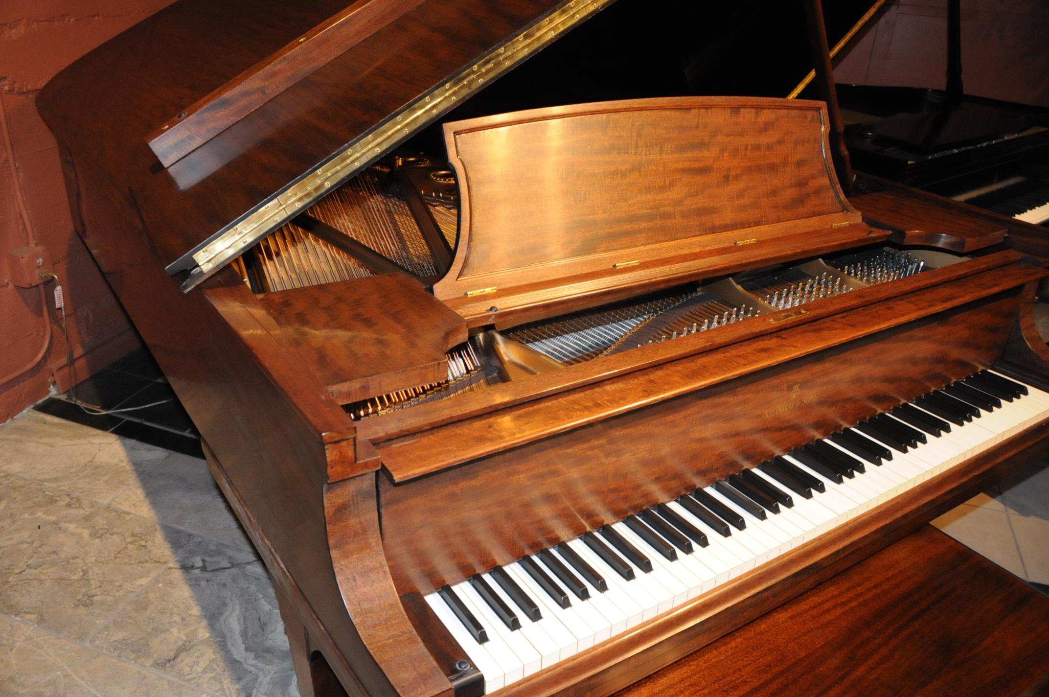 Steinway B Grand Piano Michelles Piano In Portland Or