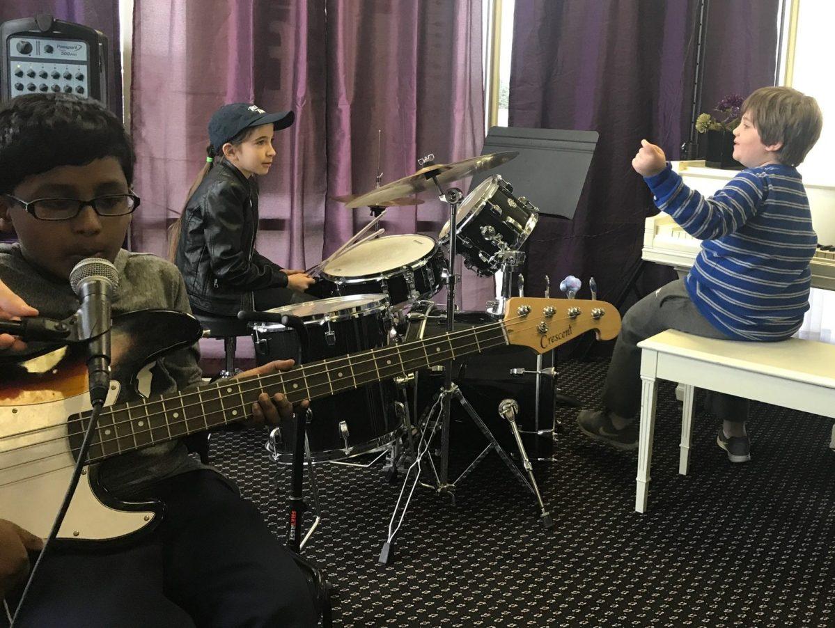 The Amazing Rock Band Blog Post