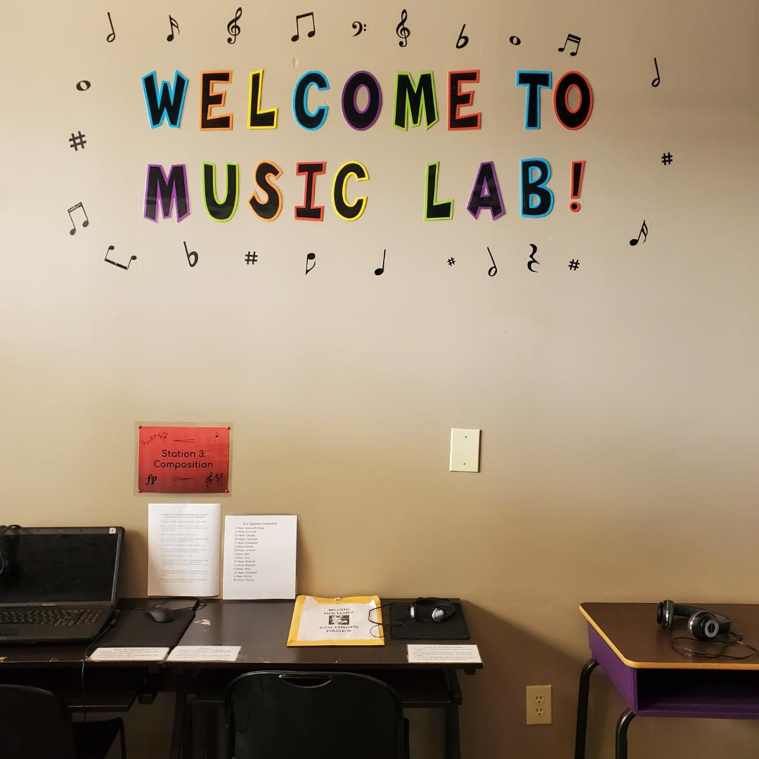 Lab Stations Virtual Tour