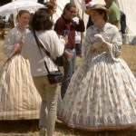Civil War Dresses: Of Corset Hurts
