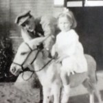 Kathleen Chambers: Little Girl in a WWI Camp