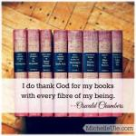 An Eclectic Book Reader: Oswald Chambers