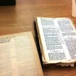 Biddy Chambers' Bible, Mrs. Oswald Chambers, www.michelleule.com, Oswald Chambers