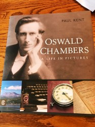 Bibliography, Oswald Chambers, Abandoned to God, Biddy Chambers, My Utmost for His Highest, what books did Oswald Chambers write?