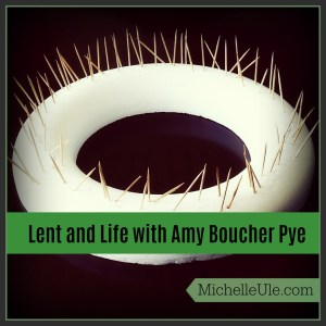 Lent, Amy Boucher Pye, The Living Cross:Exploring God's Gift of Forgiveness and New Life, fasting, Easter, Bible, New Testament, Old Testament
