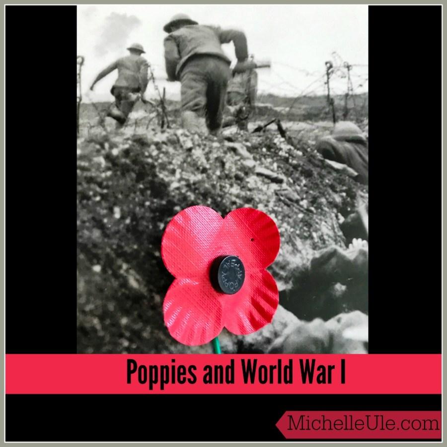 Poppiesworld1 Michelle Ule Author