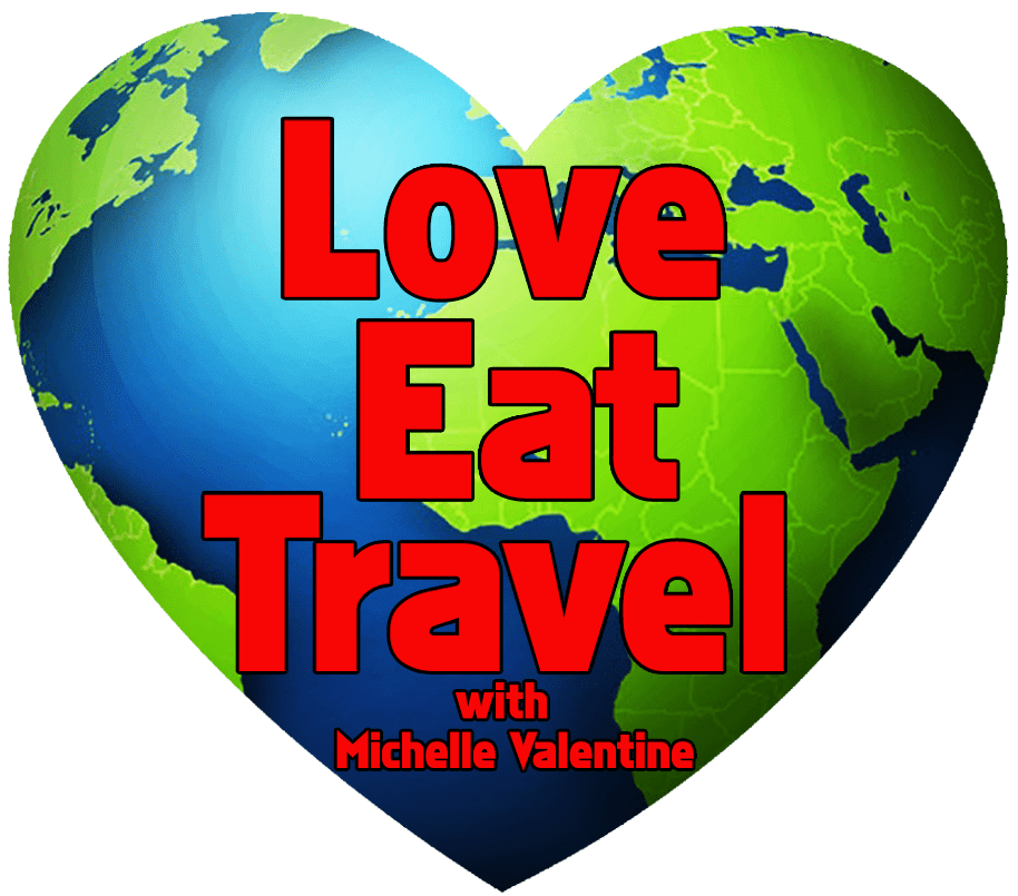Michelle Valentine - LOVE EAT TRAVEL TV