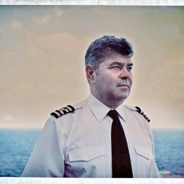 Pavel TOADER, Capitaine de vaisseau