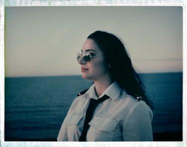 Simona BOUHAR, Élève officier de pont