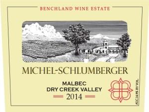 Malbec 2014 Estate Dry Creek Valley