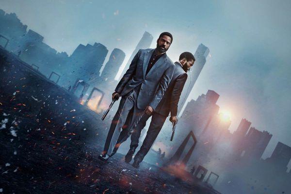 Tenet, il nuovo film di Christopher Nolan