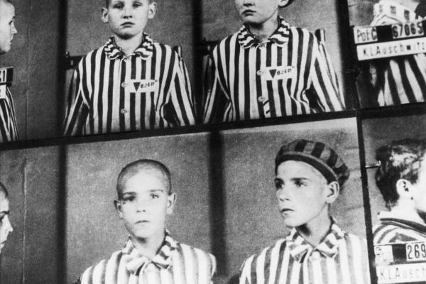Giornata della memoria – Roberto, un'infanzia strappata