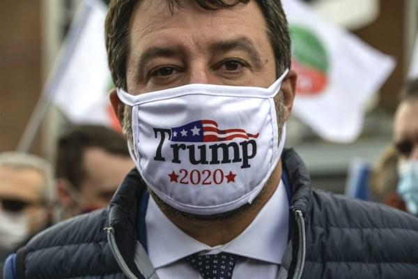 La destra italiana che strizza l'occhio a Trump